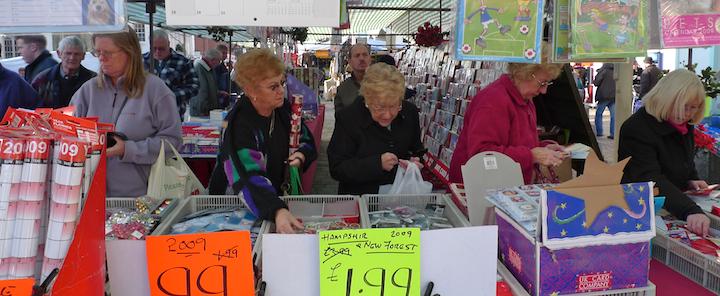 Fareham Christmas Market