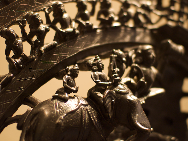 Detail from an Exhibition