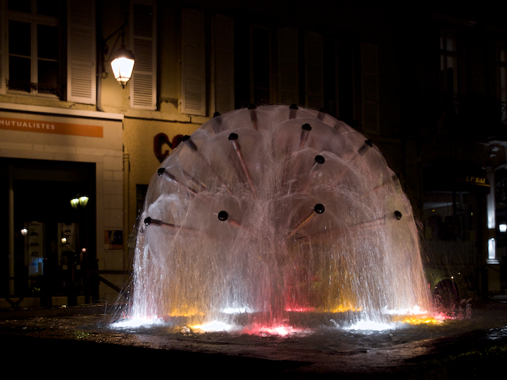 Fountain