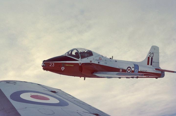 Jet Provost T5A