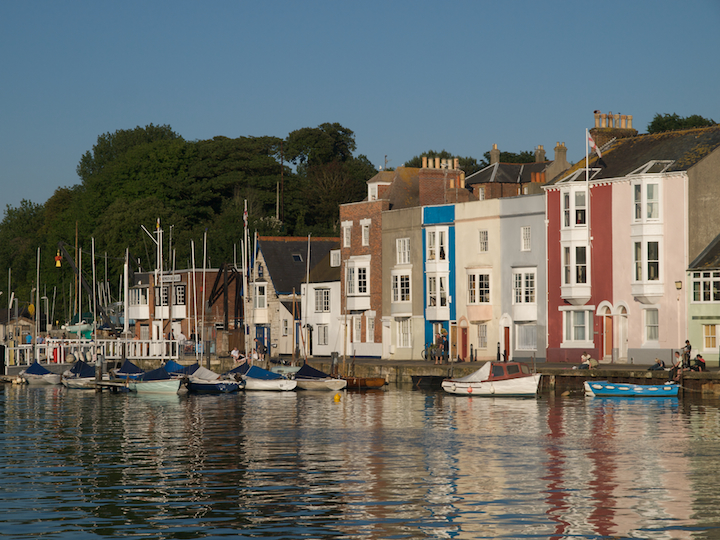 Weymouth Evening