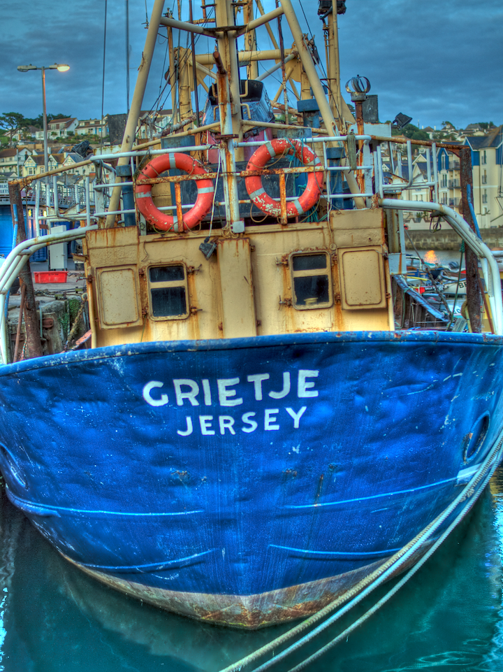 Fishing Boat (HDR)