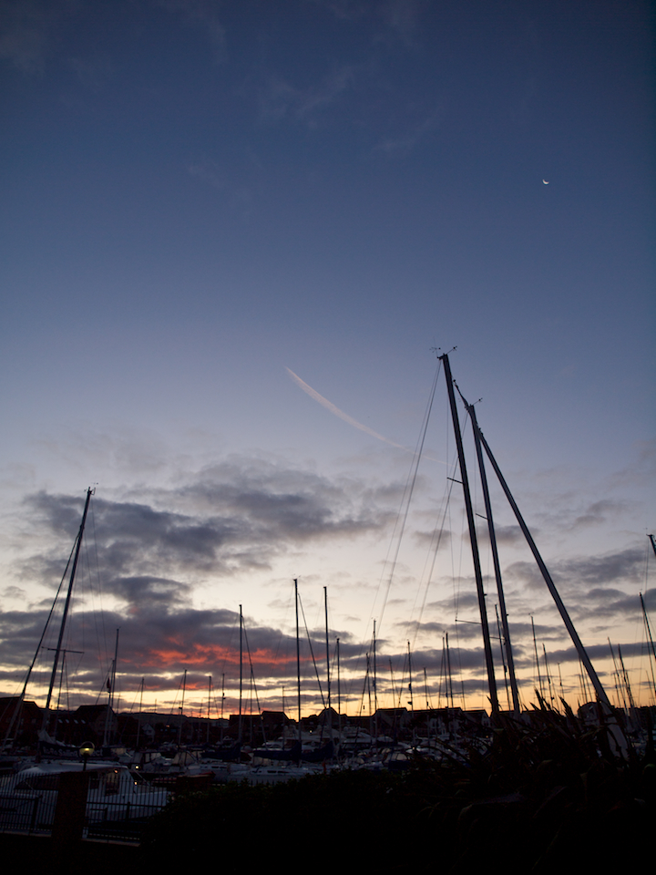 Port Solent Dawn