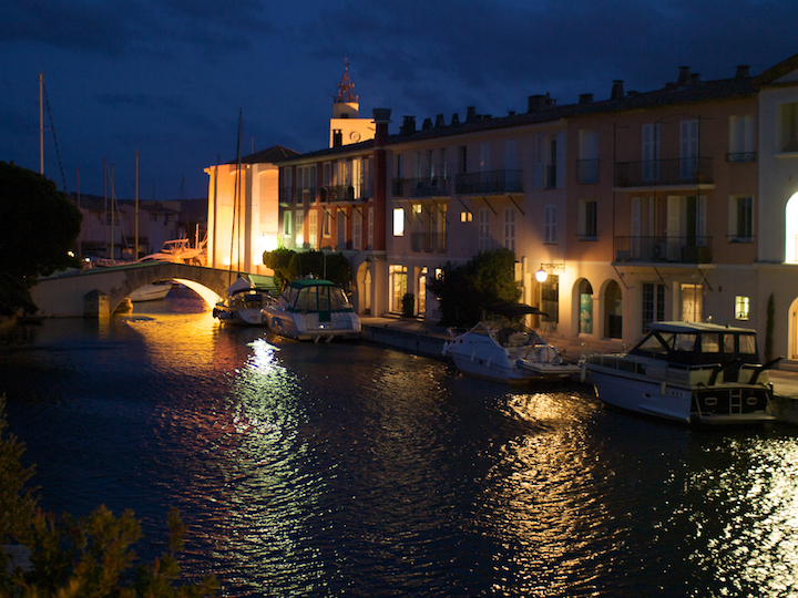 Port Grimaud