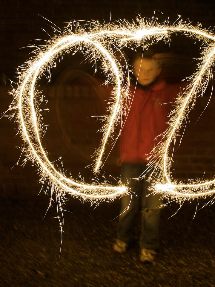 More Sparklers