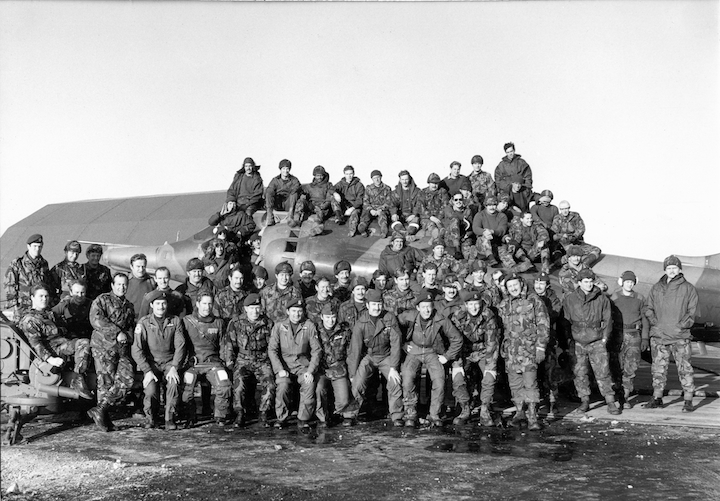 Falklands, 1983