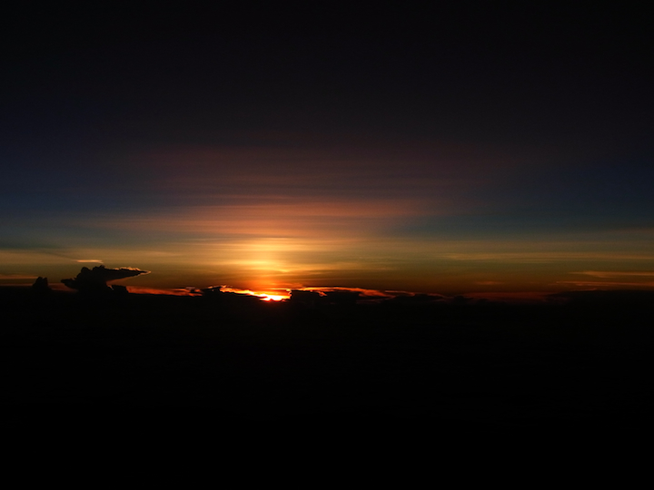 Sunset Over Sulawesi