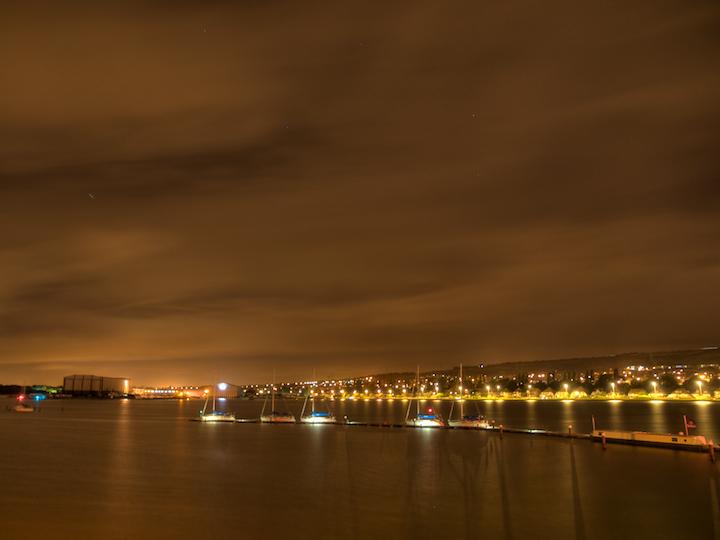 Night Sky HDR