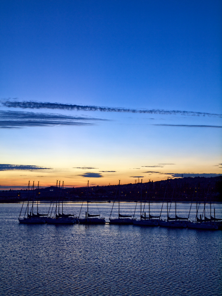 YAPSS (Yet Another Port Solent Sunset)