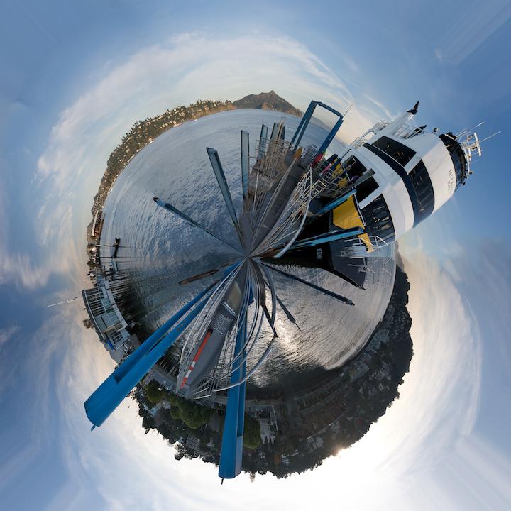 Sausalito Mini-World