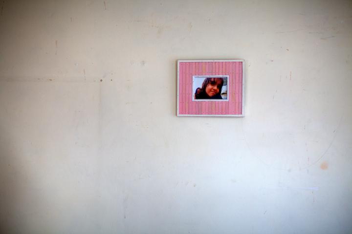 Portrait on a Wall
