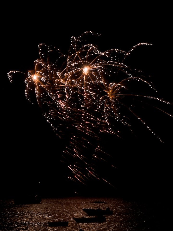 It's Firework Night!